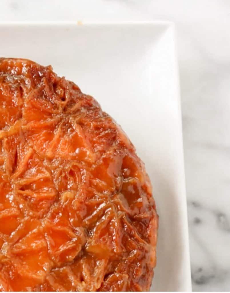 Ottolenghi: Orange Polenta Cake close up