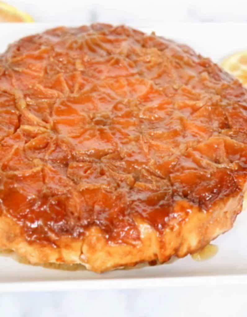 Ottolenghi: Orange Polenta Cake
