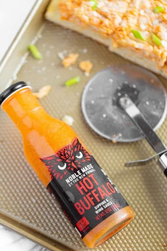 The New Primal Hot Buffalo Sauce