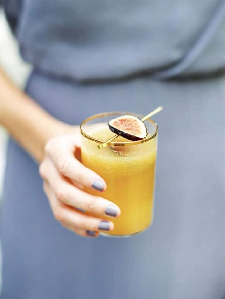 fig smash cocktail