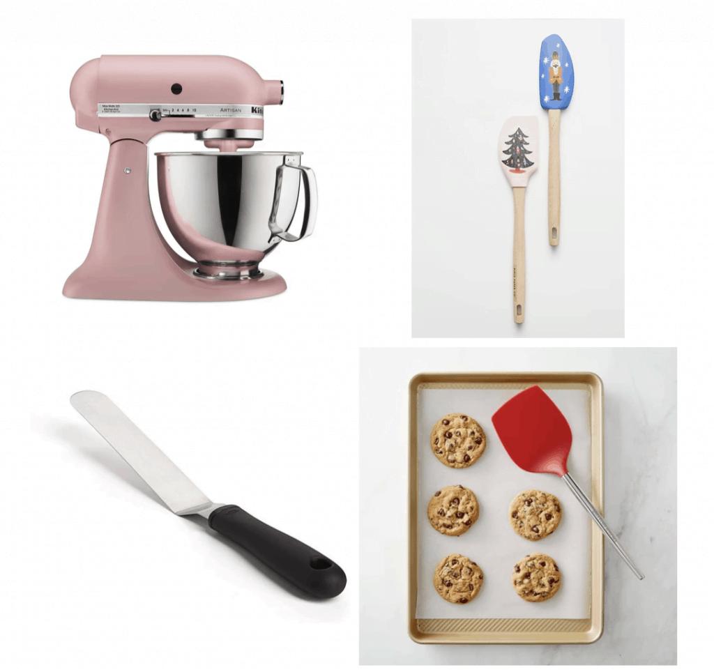 kitchen gifts, kitchenaid, rifle paper co., william sonoma