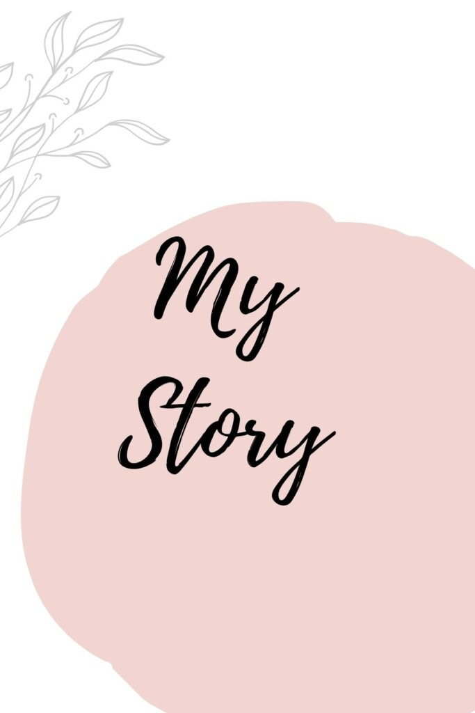 Graphic reading - My Story
